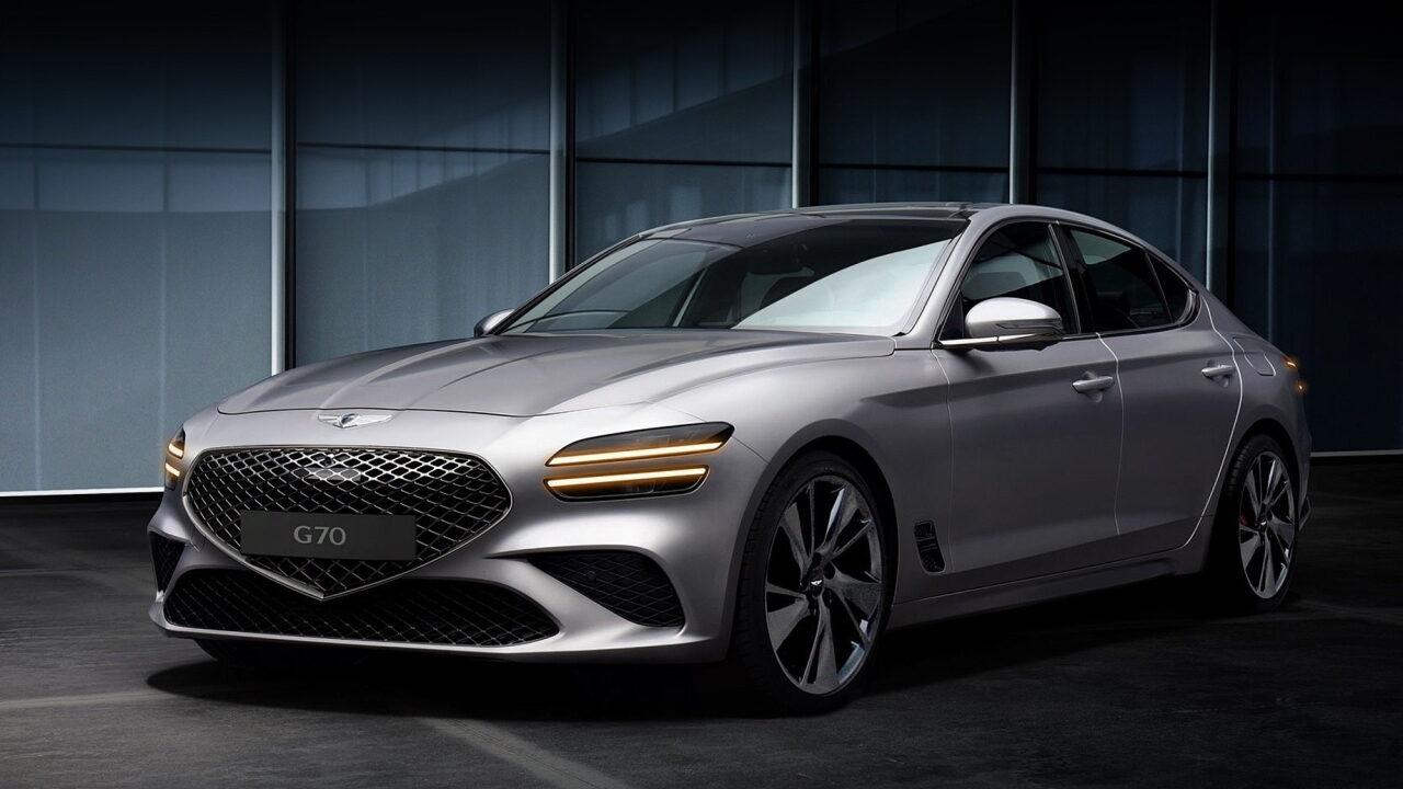 Genesis G70 в США назвали лучшим роскошным автомобилем
