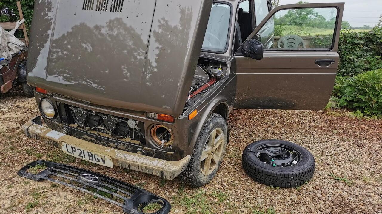 Британец назвал Lada Niva лучшим внедорожником за свои деньги