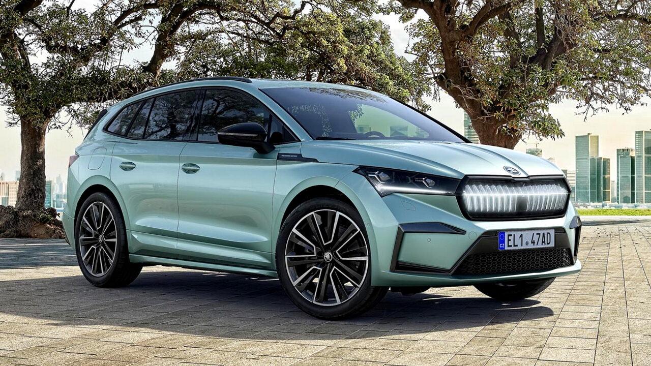 Skoda обещает три новых модели электромобилей