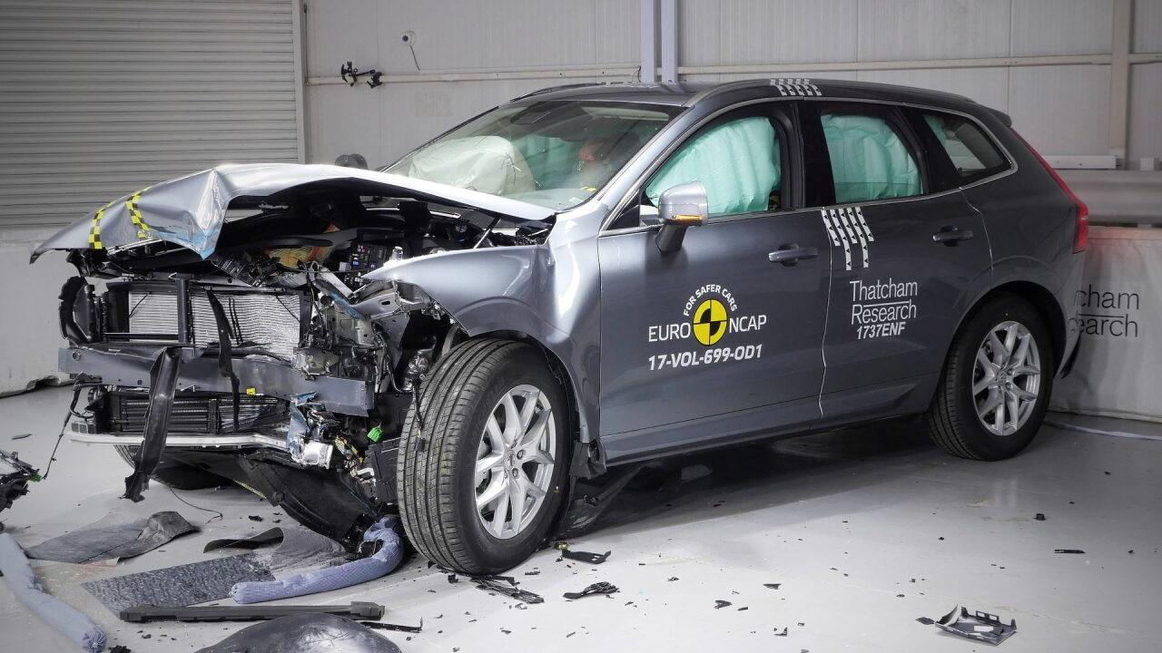 Почему автомобили Volvo самые безопасные