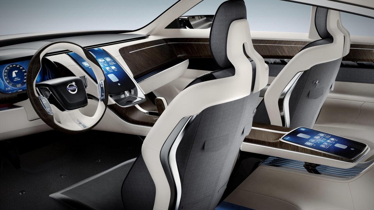 Volvo разработает собственную операционную систему