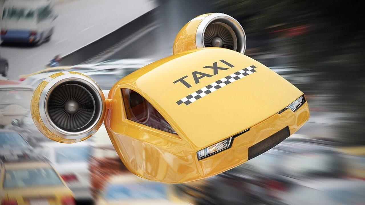 Бывший дизайнер McLaren заявил, что к 2025 году летающие такси станут реальностью