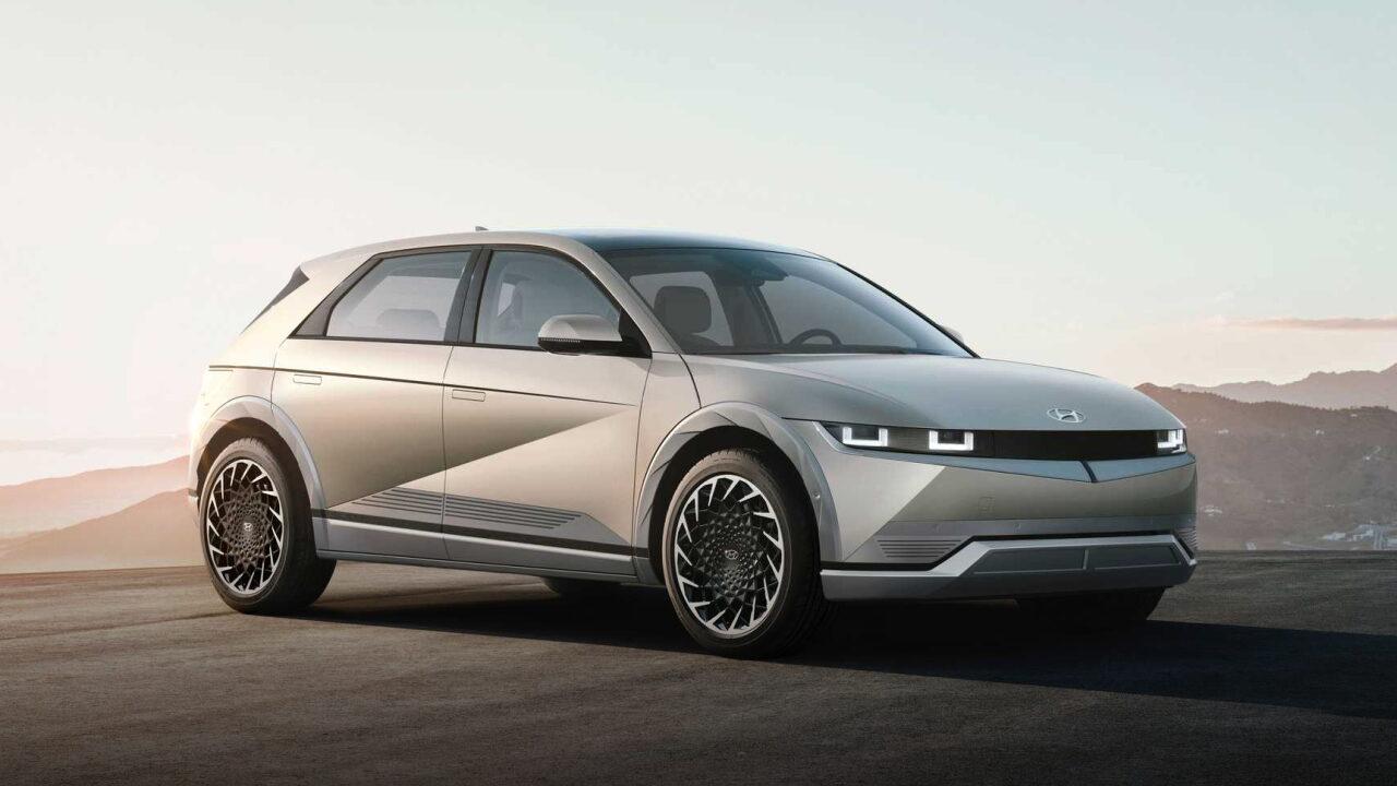 Британское издание Auto Express назвало Hyundai Ioniq 5 лучшим автомобилем 2021 года
