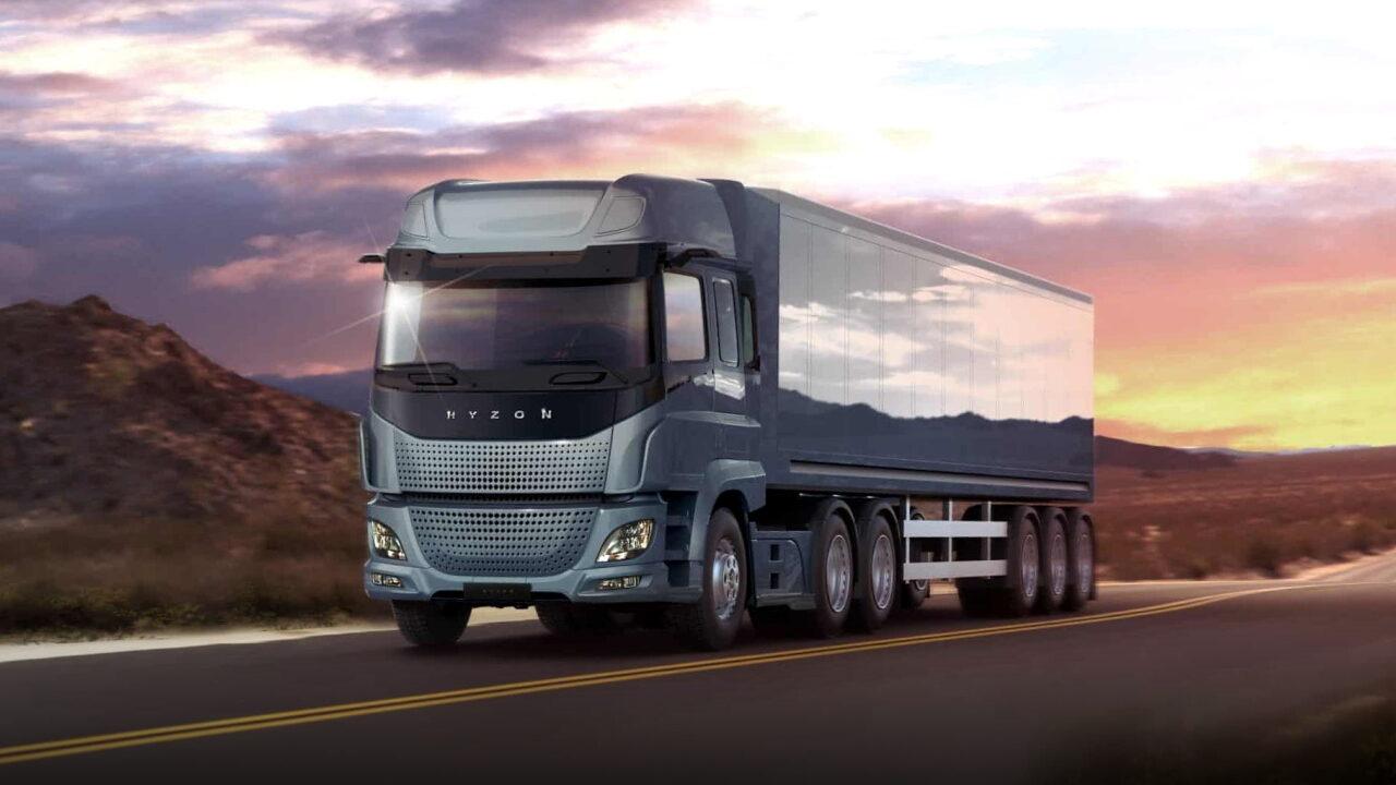 Американцы построили самый тяжёлый экологически чистый грузовик в мире