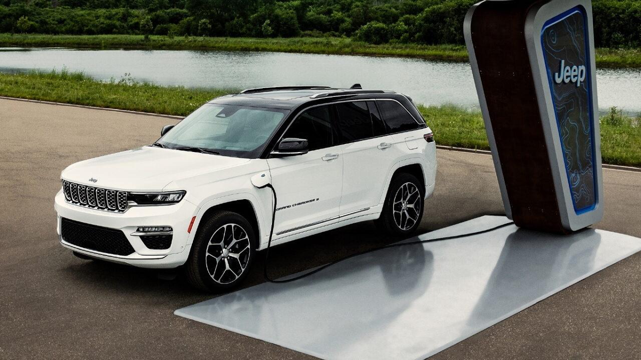 К 2025 году внедорожники Jeep станут электрическими