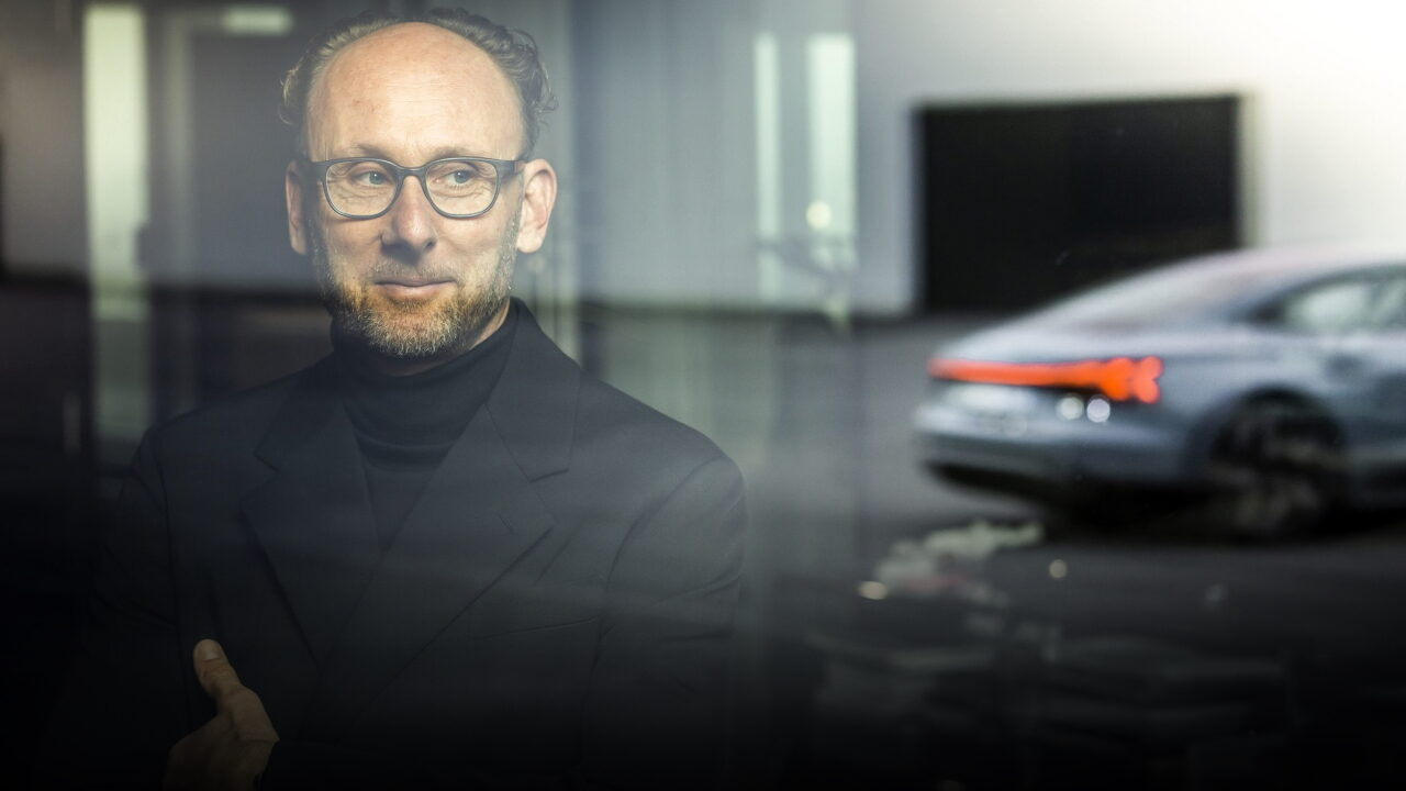 Главный дизайнер Audi рассказал, как его детская мечта стала реальностью