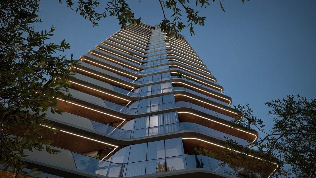Pininfarina строит небоскрёб в Гватемале