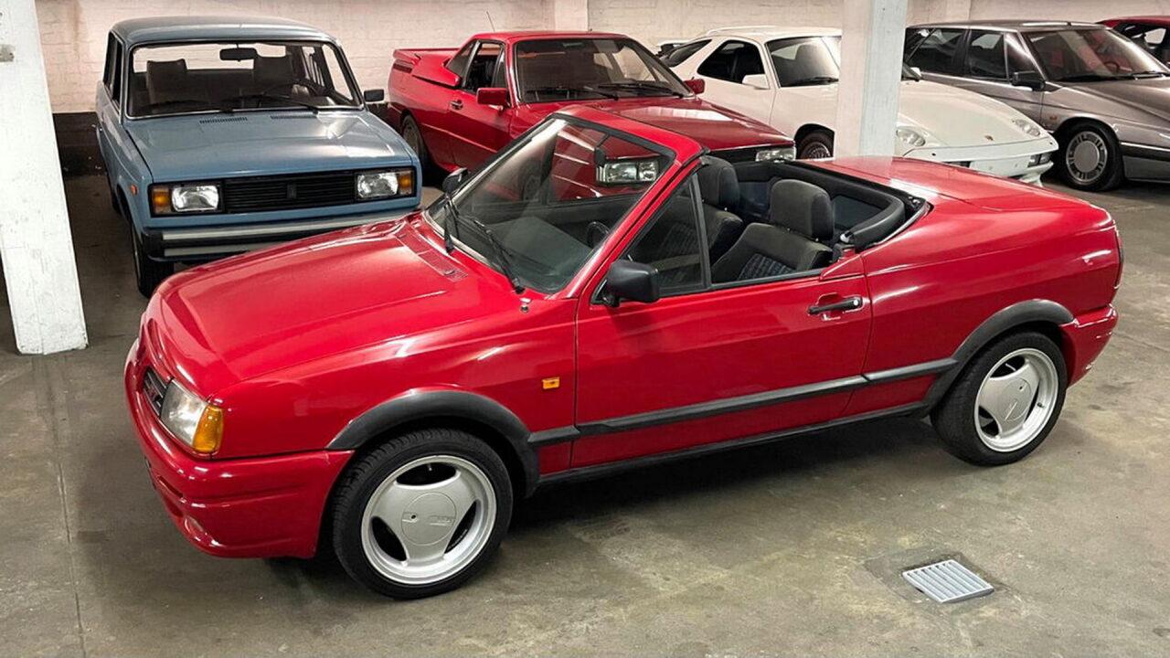 В Германии продаётся редкий Volkswagen Polo Treser GT