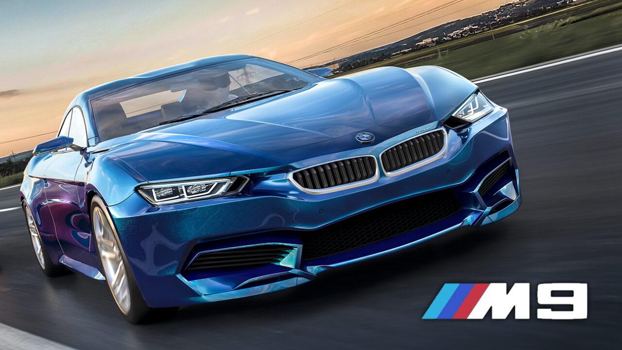 Компания BMW зарегистрировала торговую марку M9