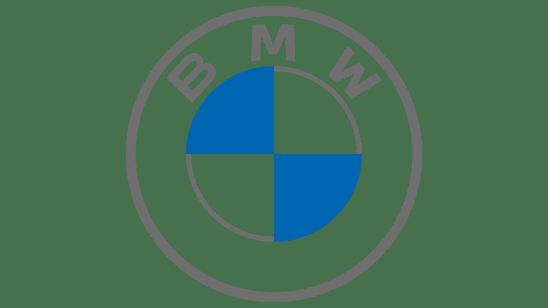 Новый логотип BMW (Bayerische Motoren Werke)
