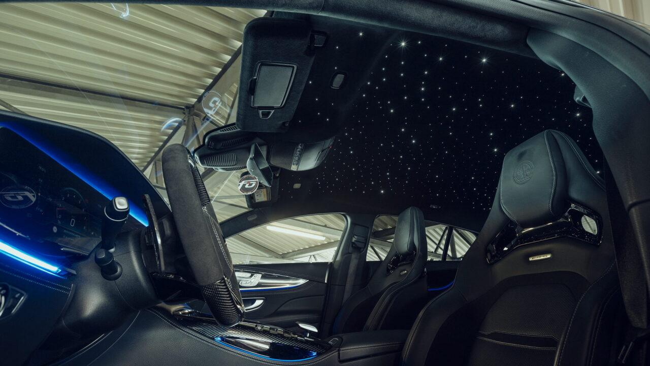 Brabus и Fostla превратили Mercedes-Benz AMG GT 63 S в ракету