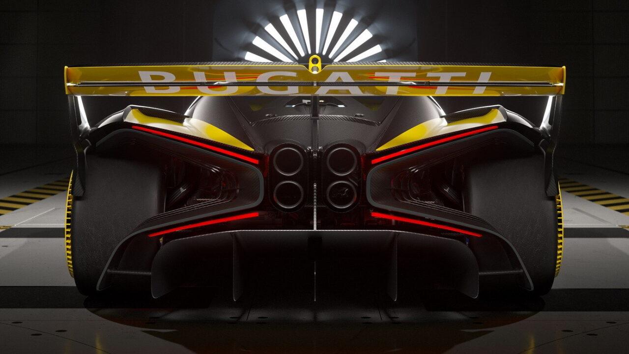 Bugatti Bolide запустят в серийное производство