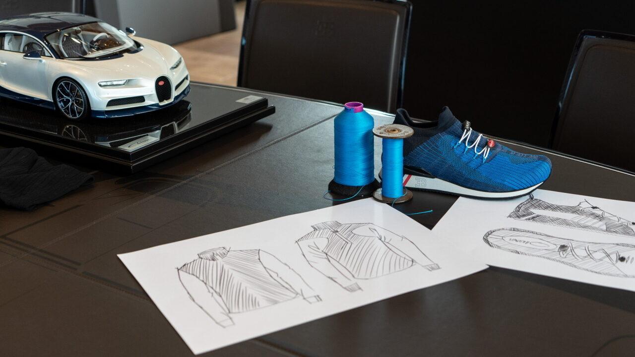 У Bugatti появится своя коллекция одежды