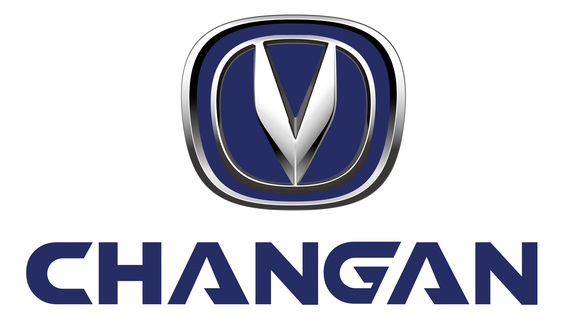 Логотип Changan