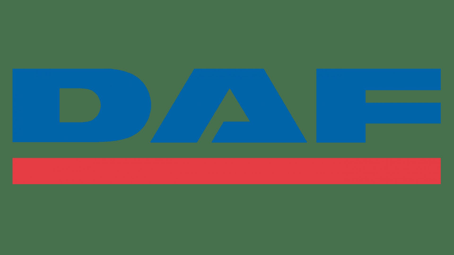 Логотип DAF (Van Doorne's Aanhangwagen Fabriek)