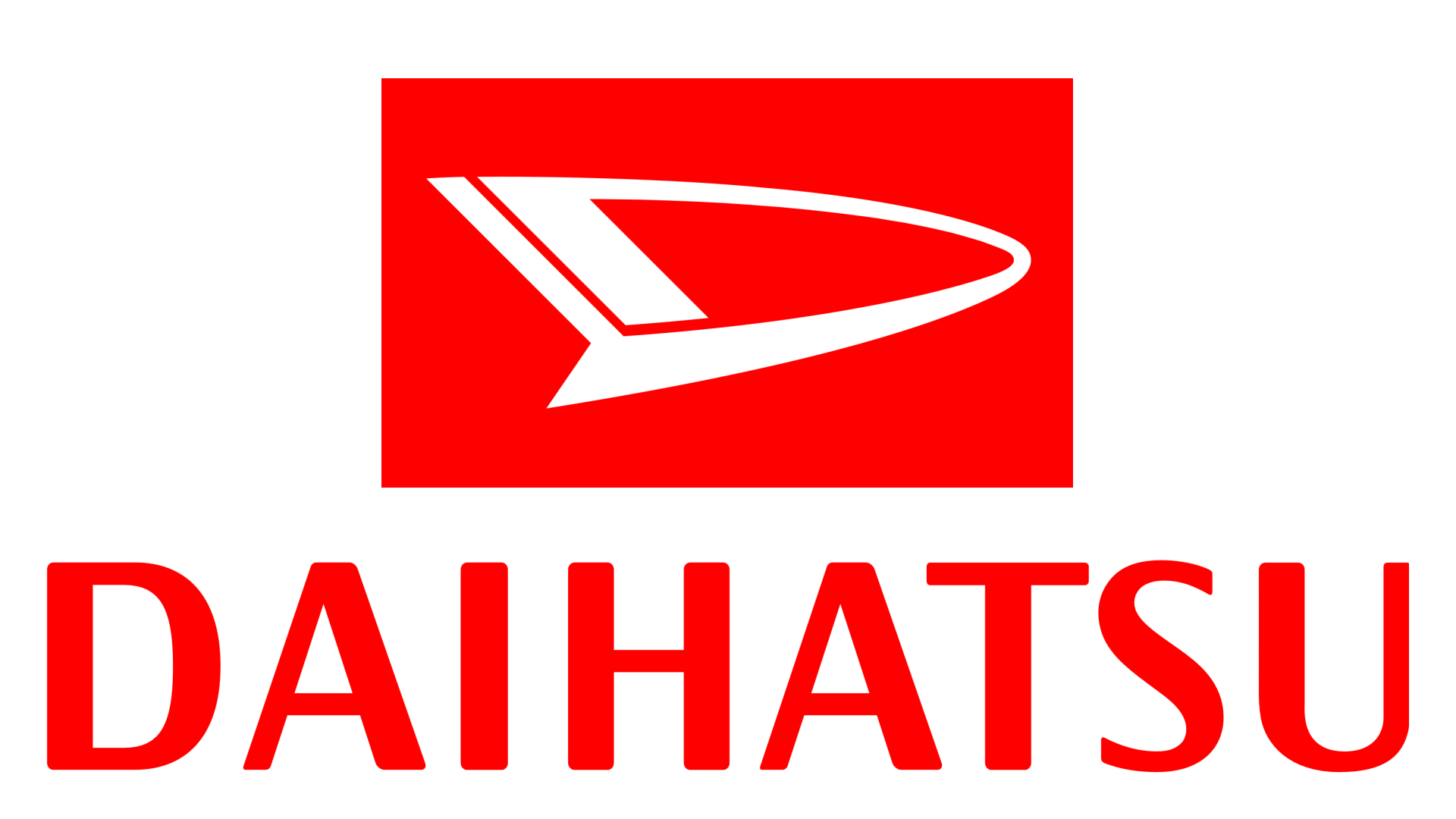 Логотип Daihatsu