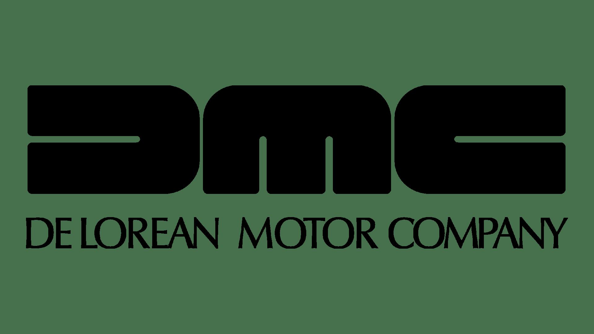 Логотип DMC (DeLorean Motor Company)