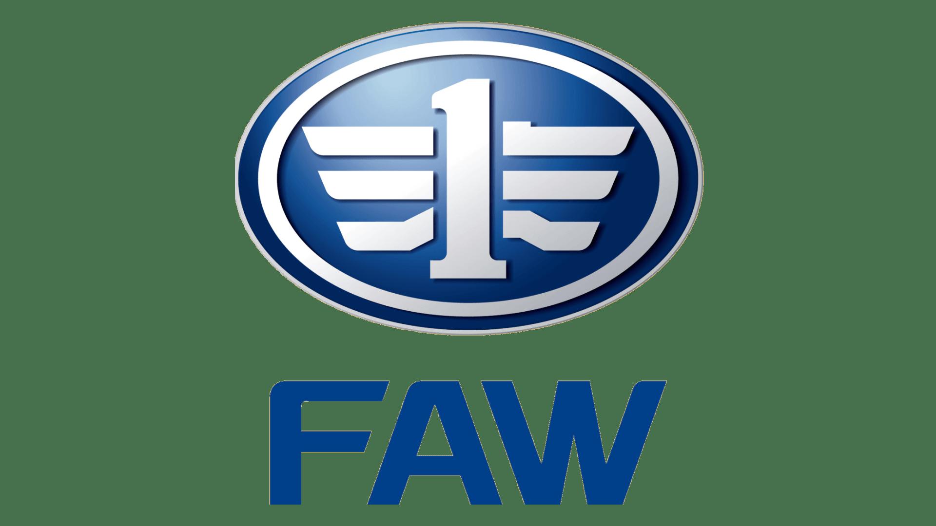 Логотип FAW (First Automobile Works)