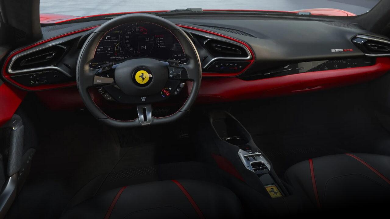 Компания Ferrari запатентовала интеллектуальную систему кондиционирования