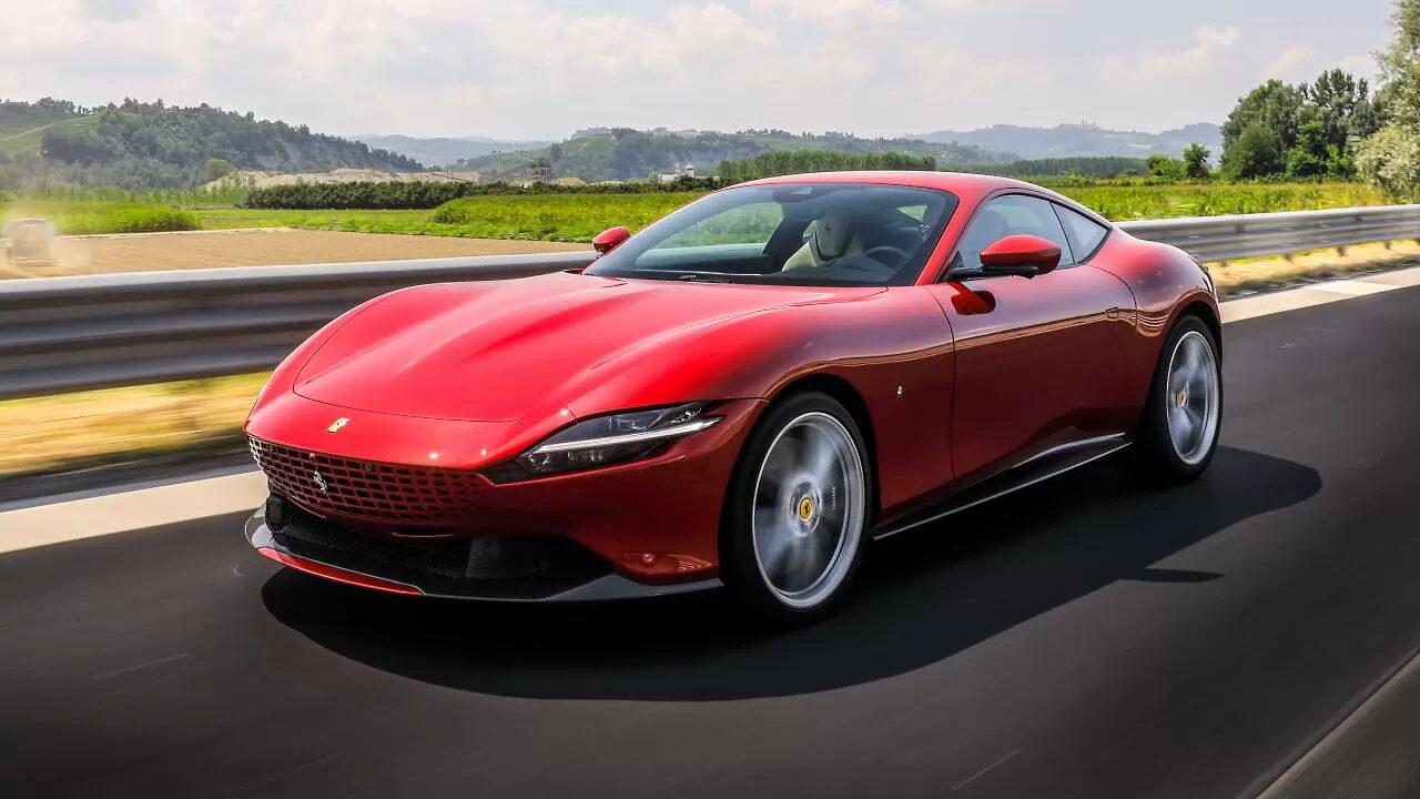 Ferrari планирует стать последним производителем автомобилей с двигателем внутреннего сгорания
