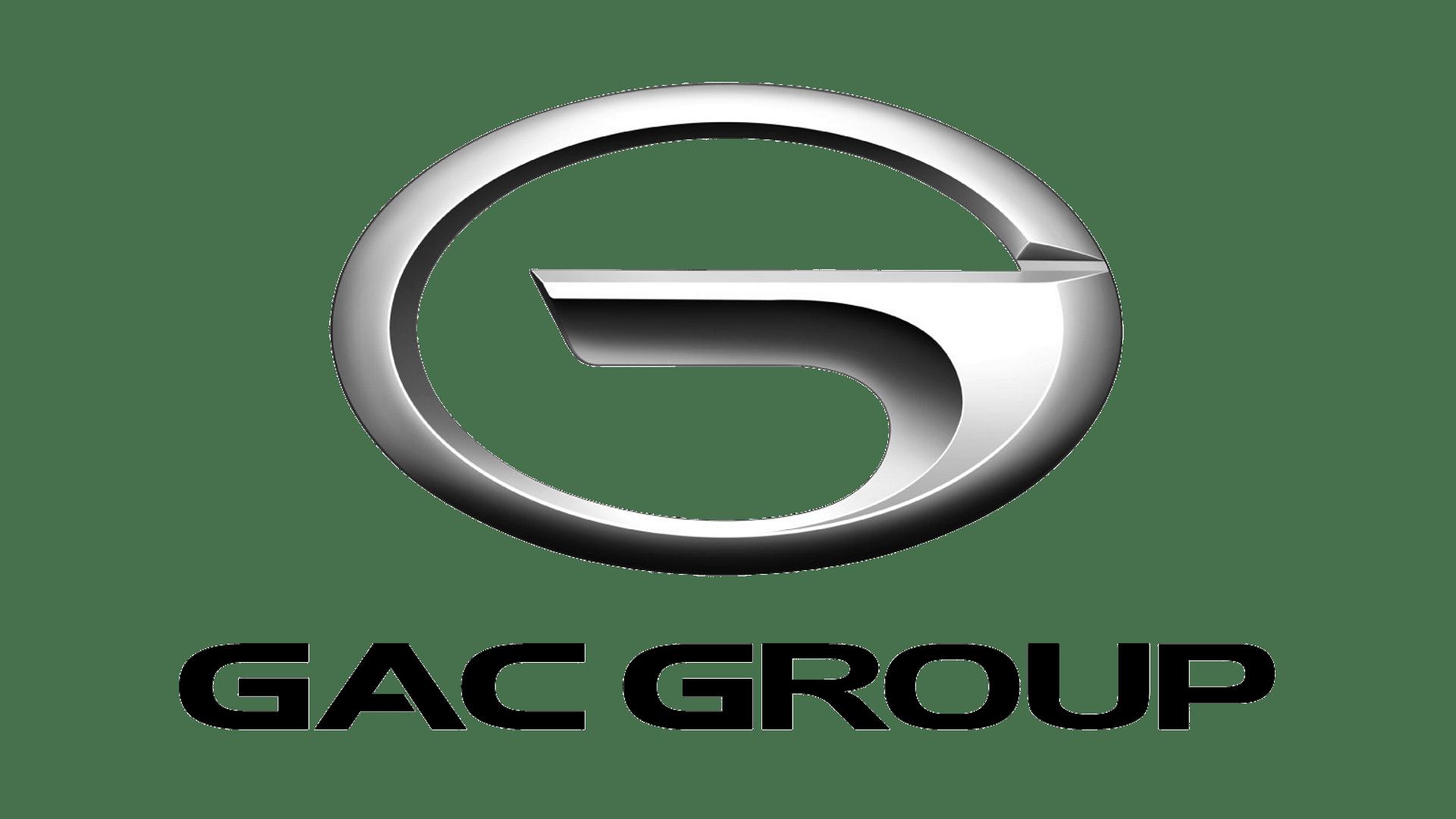 Логотип GAC (Guangzhou Automobile Company)
