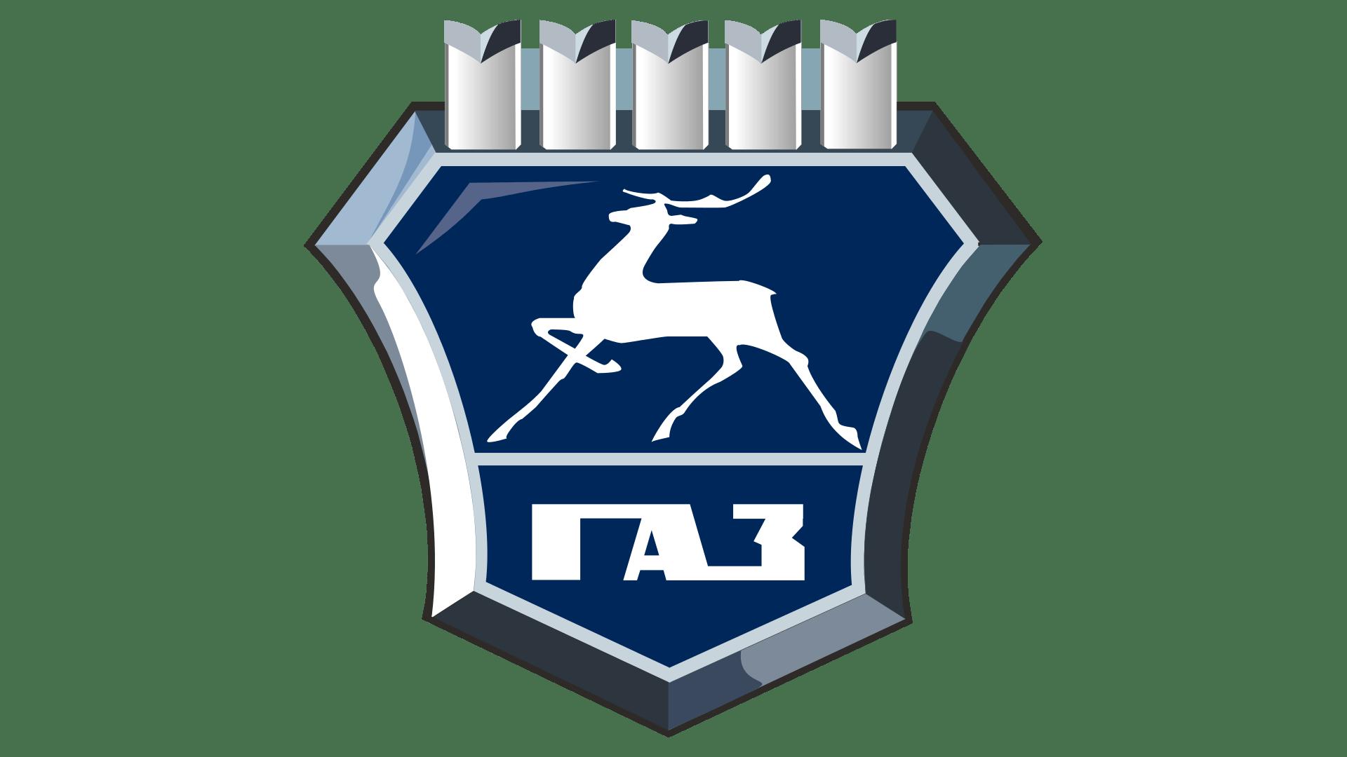 Логотип ГАЗ (Горьковский Автомобильный Завод)