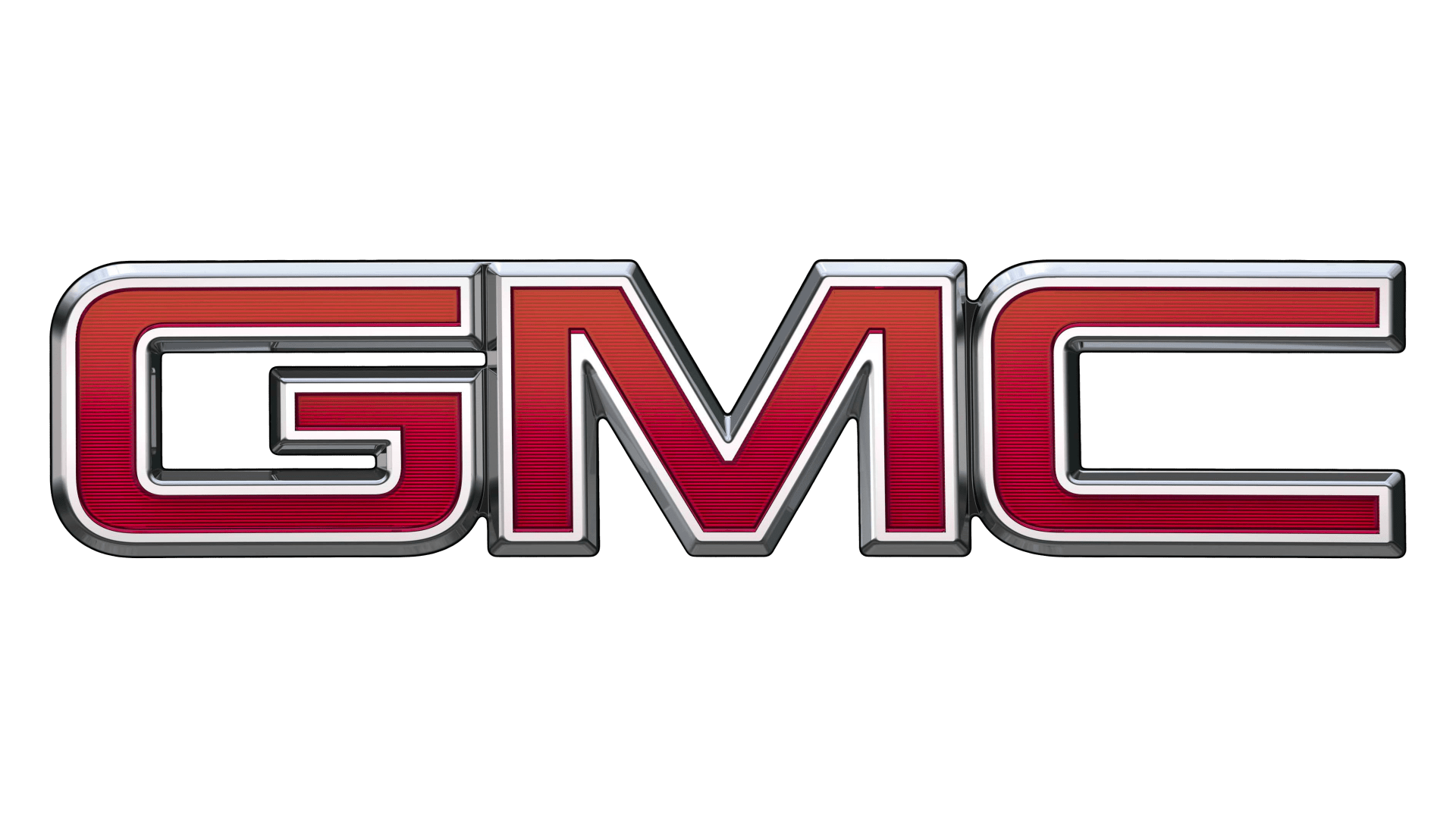 Логотип GMC (General Motors Company)