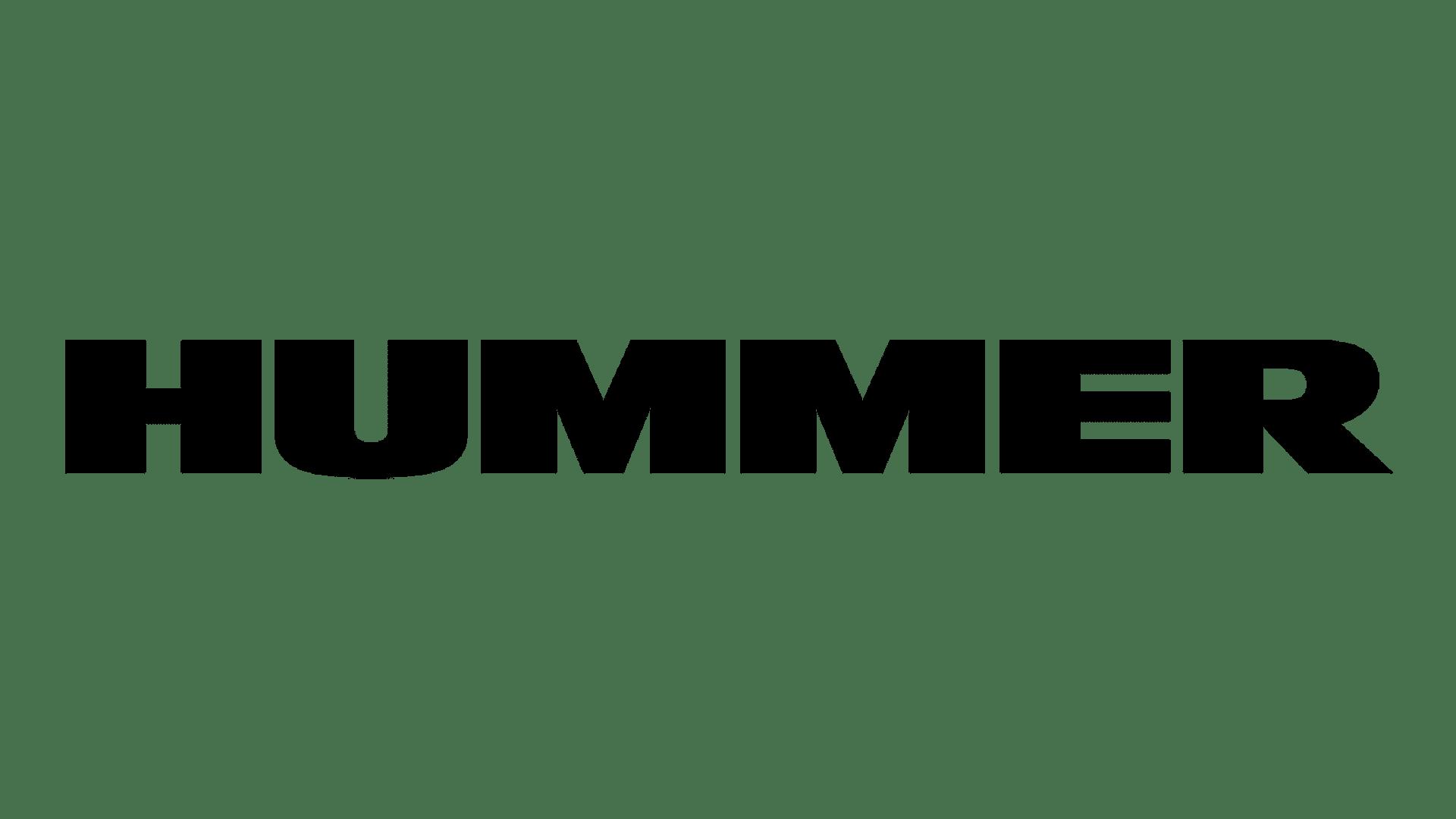 Логотип Hummer
