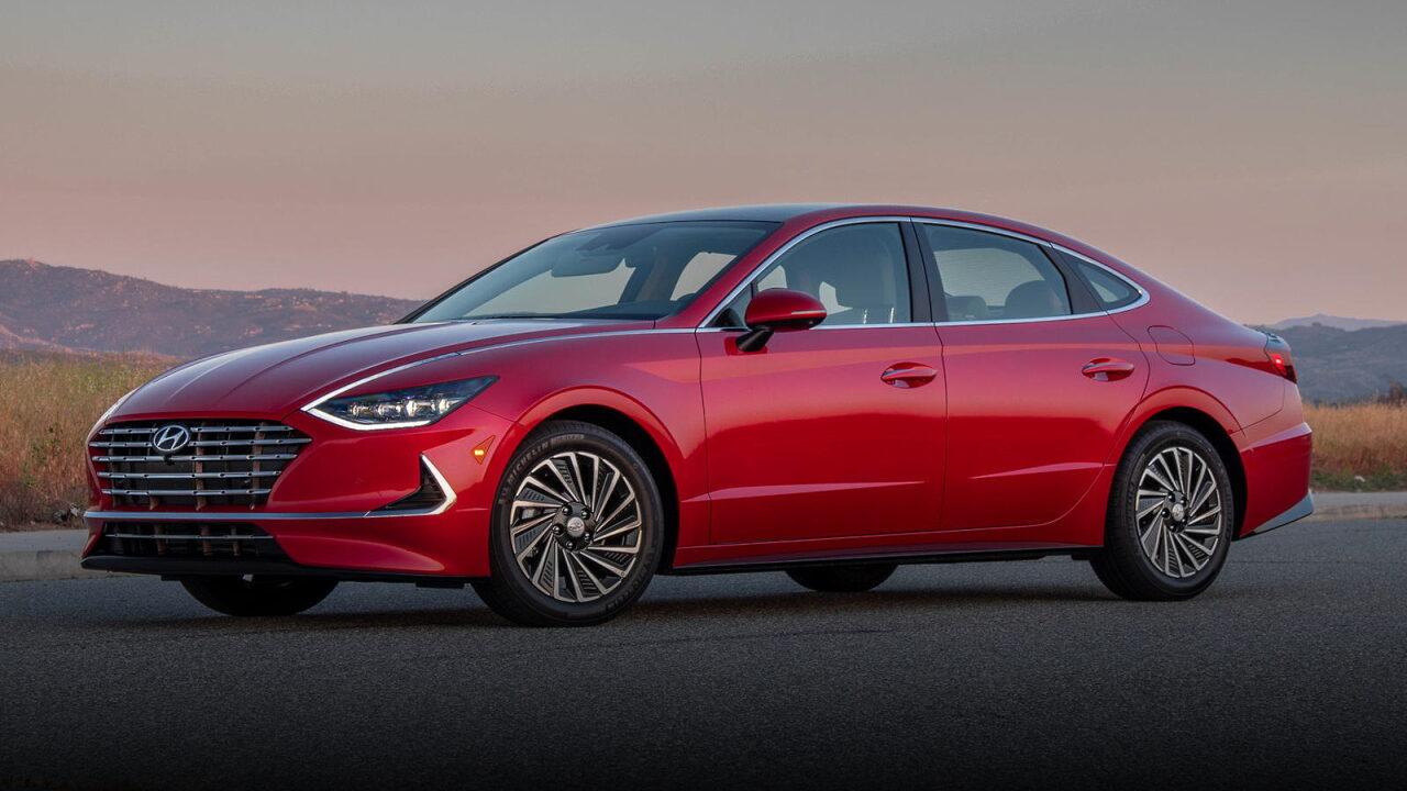 Hyundai Sonata следующего поколения появится раньше, чем ожидалось