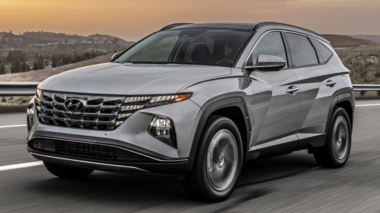Новый Hyundai Tucson PHEV удивил экономией топлива