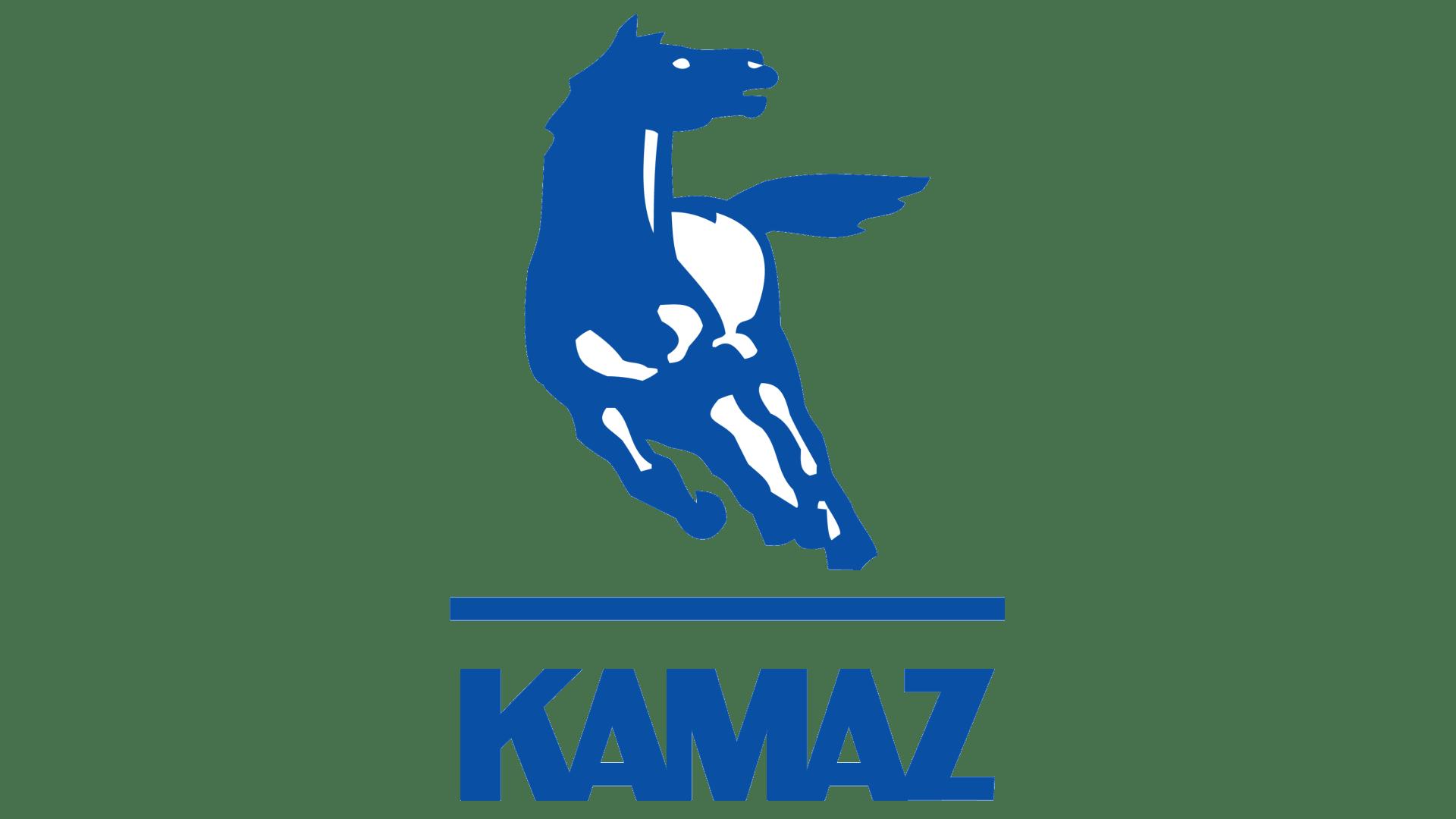 Логотип КамАЗ (Камский Автомобильный Завод)