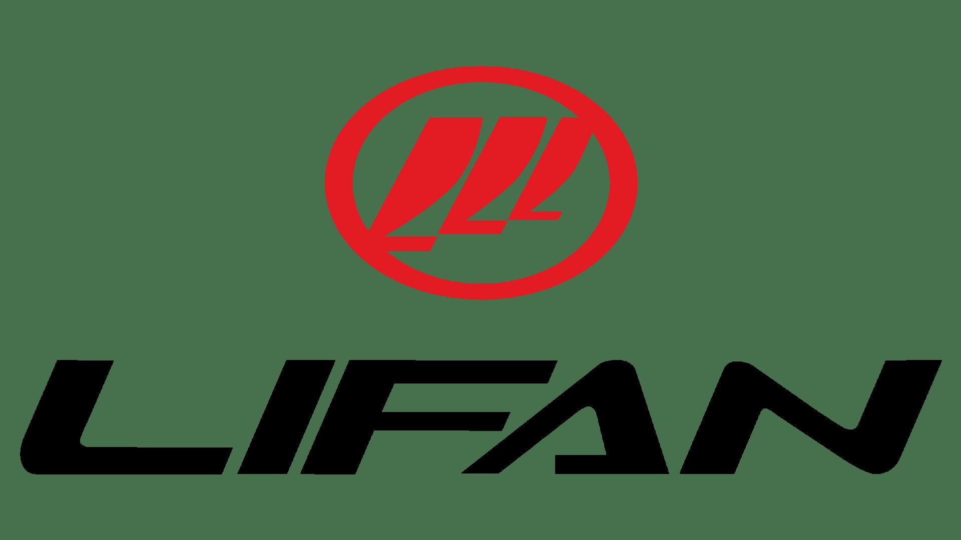 Логотип Lifan