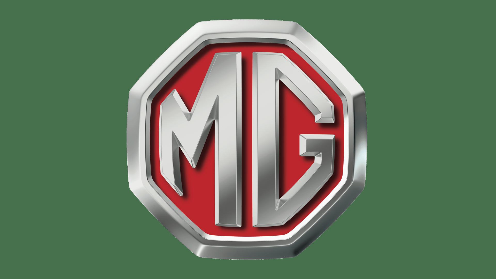 Логотип MG (Morris Garage)