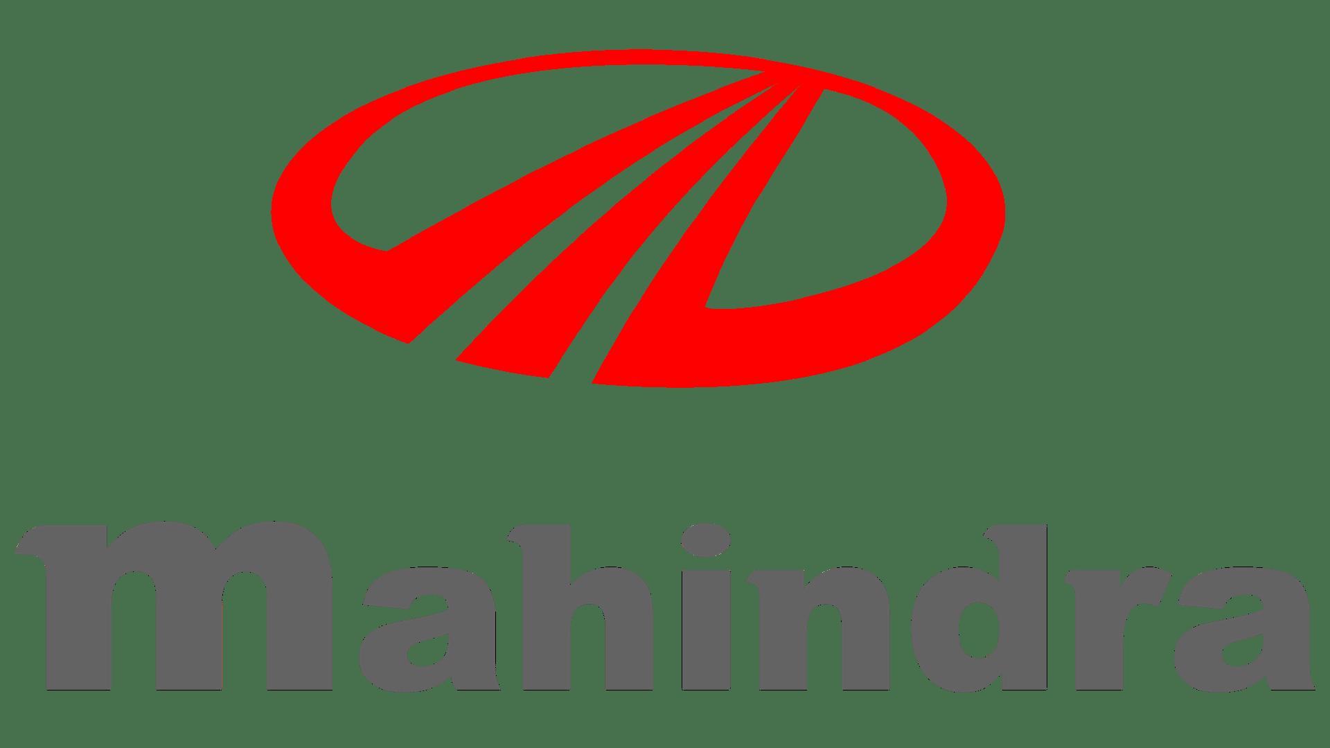 Логотип Mahindra