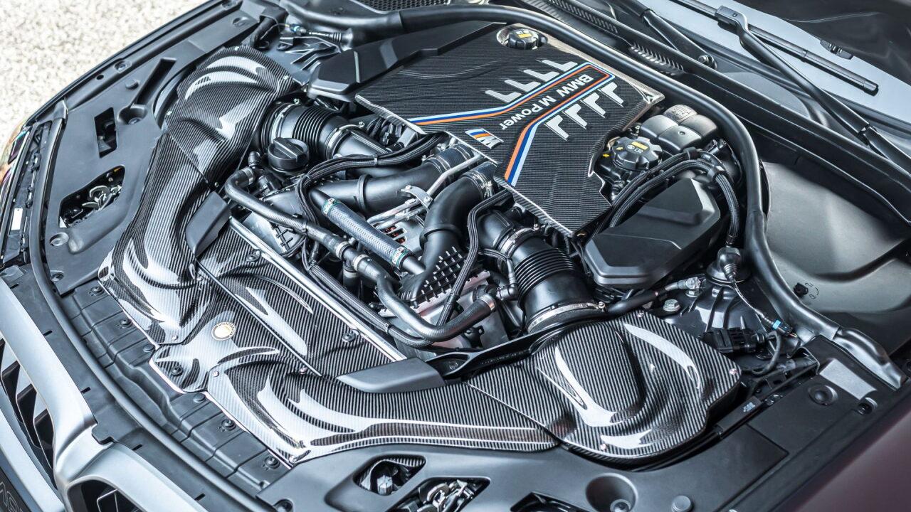 MH5 GTR Manhart – единственный BMW M5 CS мощностью 788 лошадиных сил