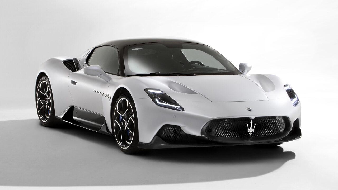 Американцы скупили все Maserati MC20