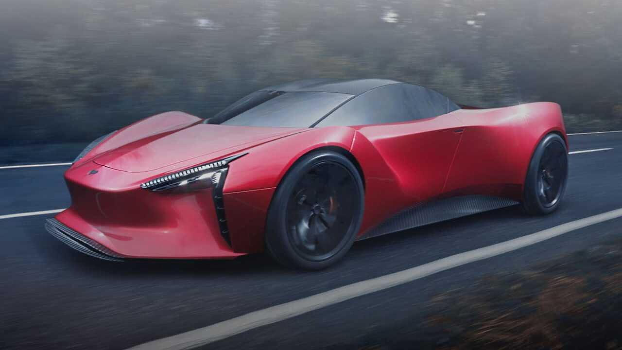 Индийский спортивный электромобиль Mean Metal Motors Azani может так и не стать серийным