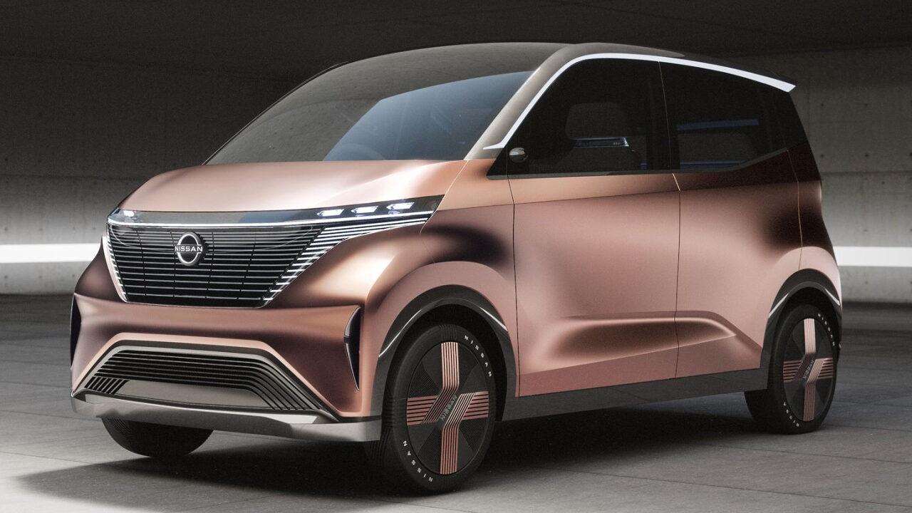 Nissan анонсировал электрический минивэн для рынка Японии