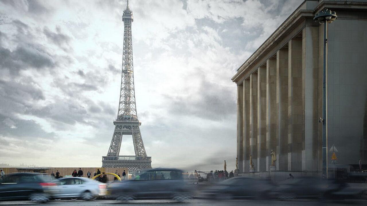 В Париже ввели жёсткие ограничения максимальной скорости