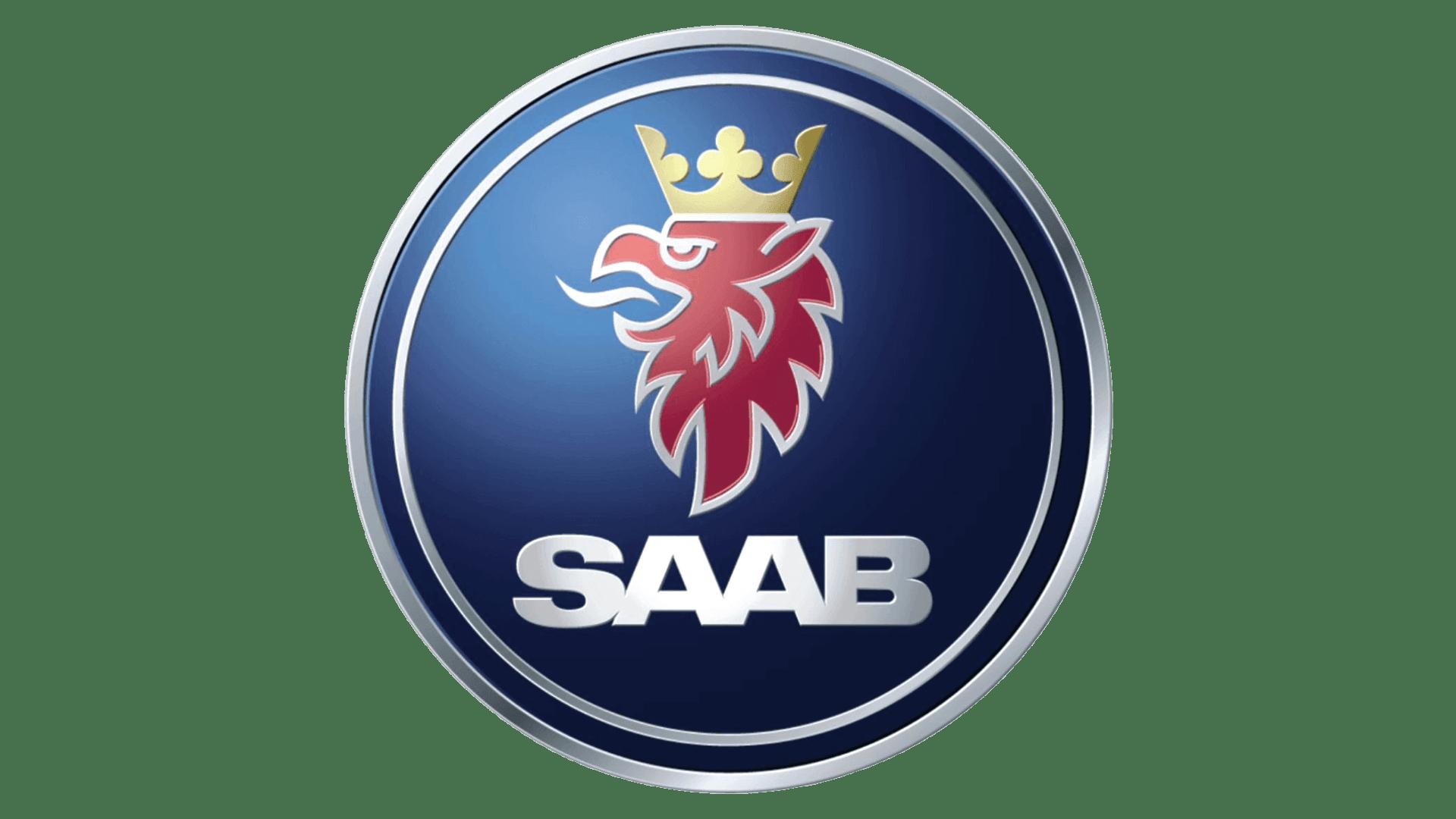 Логотип SAAB (Svenska Automobil AktieBolaget)