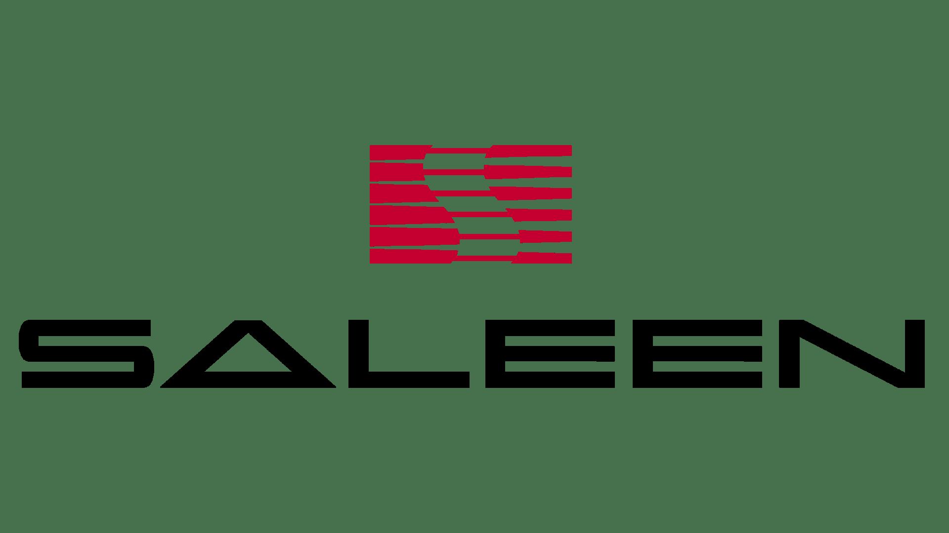 Логотип Saleen