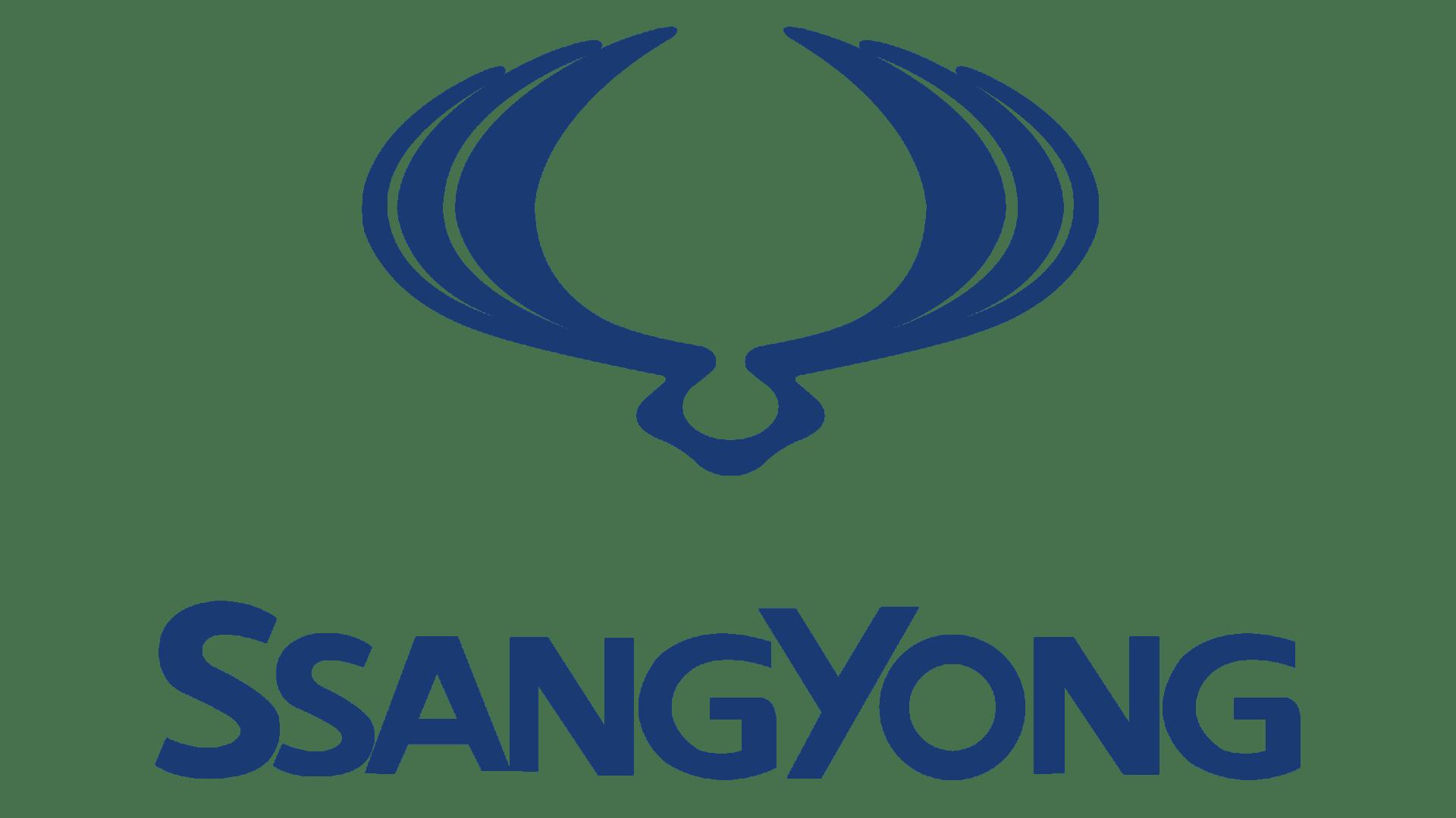 Логотип Ssang Yong