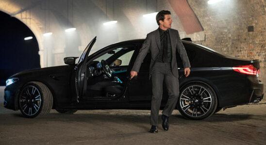 У телохранителя Тома Круза угнали BMW с личными вещами актёра