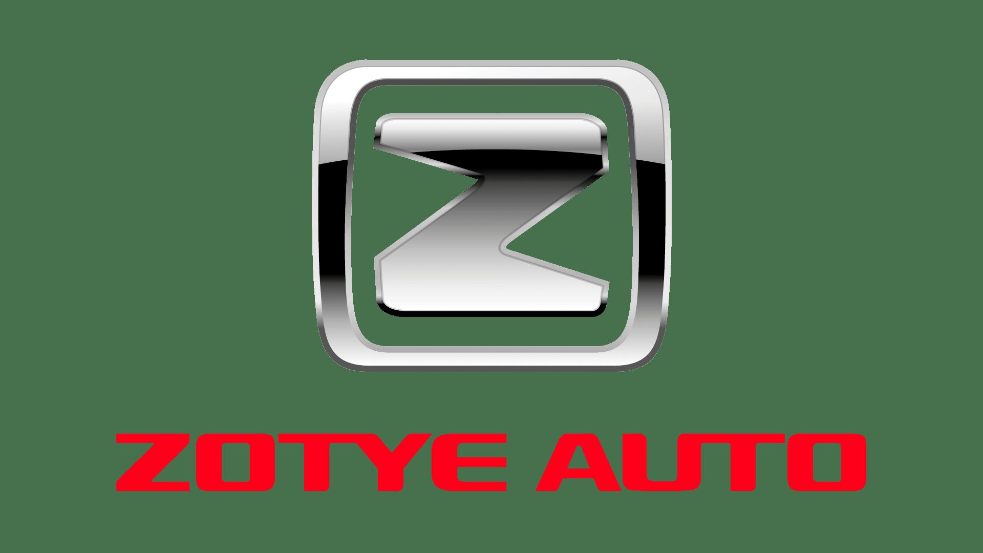 Логотип Zotye Logo