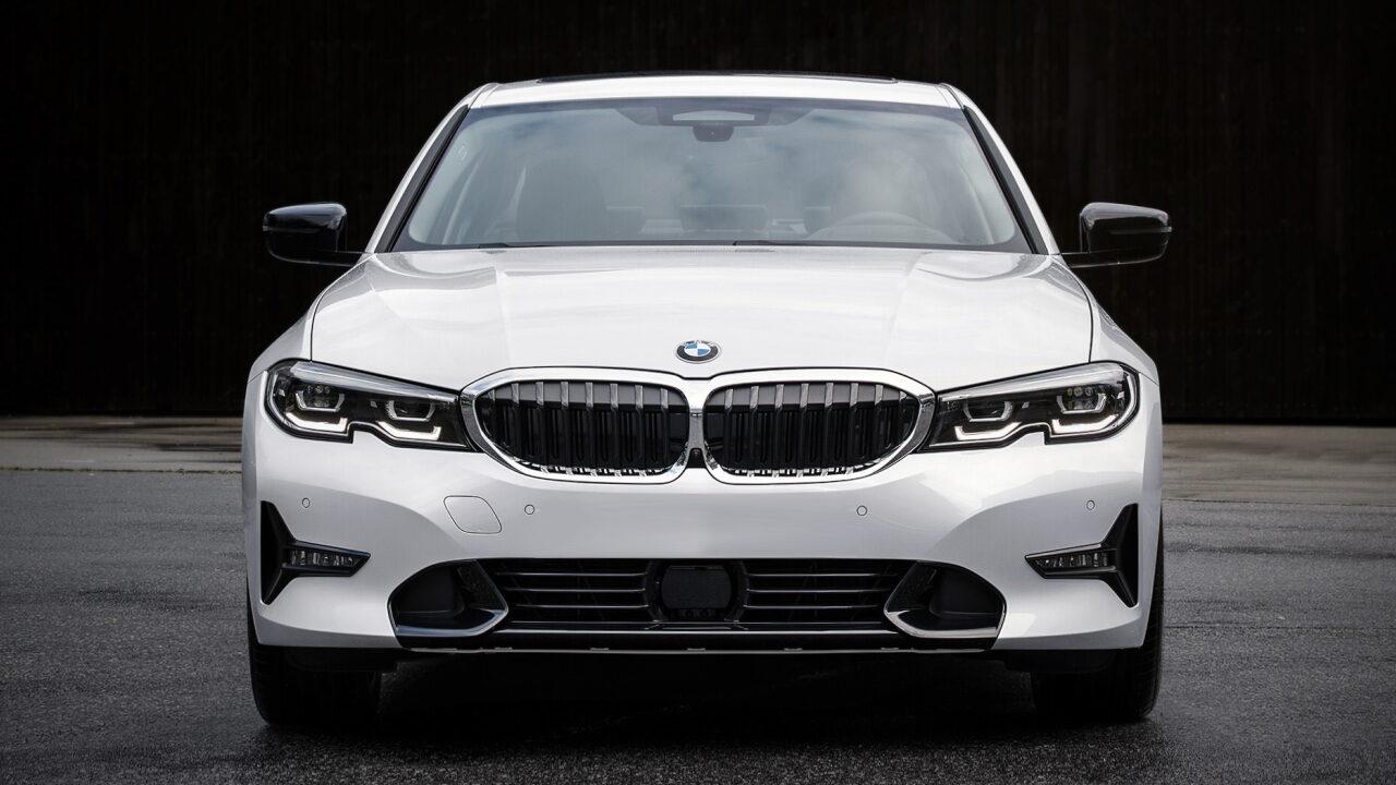 Внешность обновлённого BMW 3-Series (G20) раскрыта