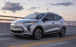 General Motors удалось решить проблему с аккумуляторами Chevrolet Bolt