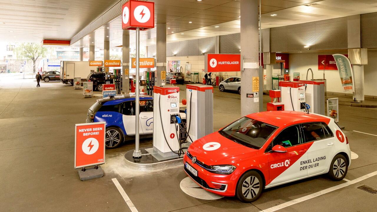 Норвегия полностью перейдёт на электромобили уже в 2022 году