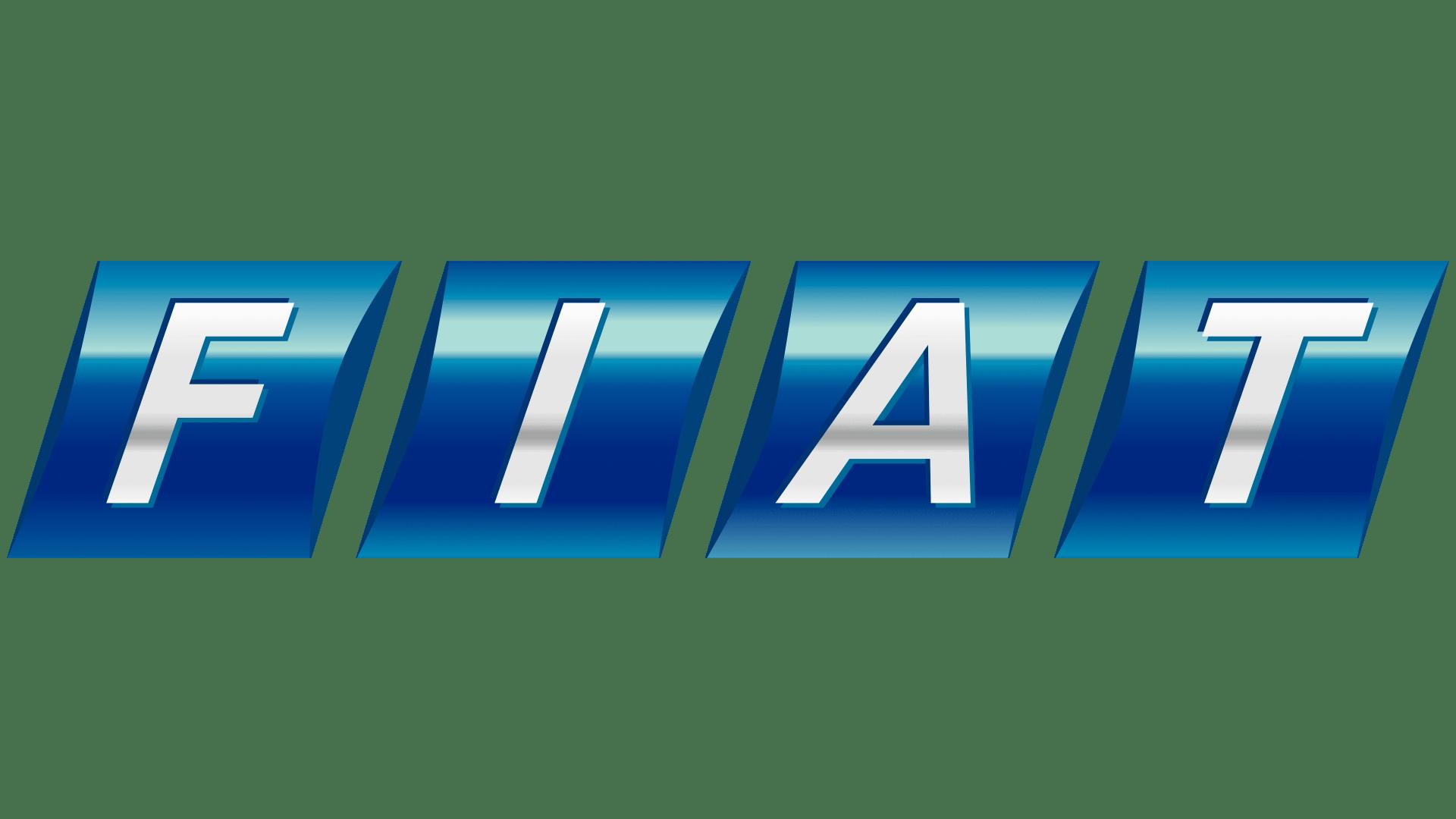 Старый логотип FIAT (Fabbrica Italiana Automobili Torino)