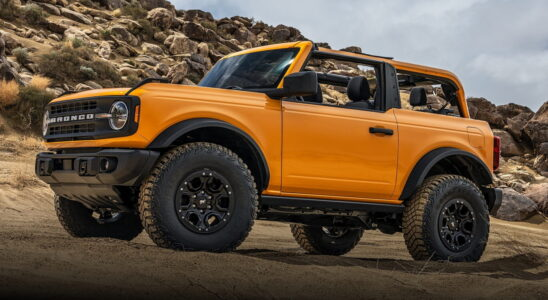 Ford Bronco может появиться в Европе, но это не точно