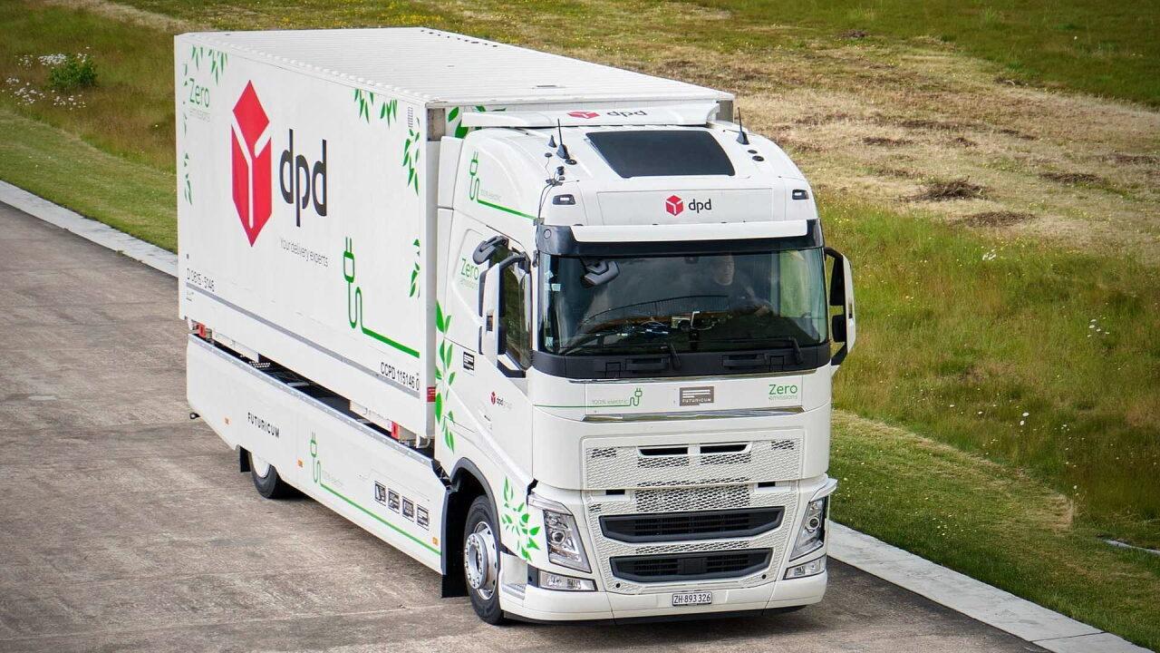 Электрический грузовик установил мировой рекорд запаса хода, преодолев почти 1100 километров